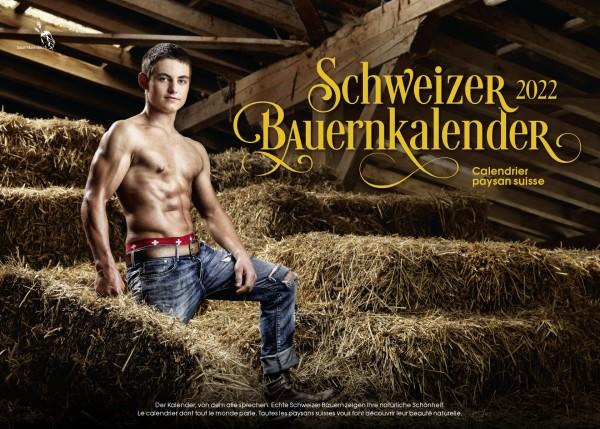 Schweizer Bauernkalender Boys 2022