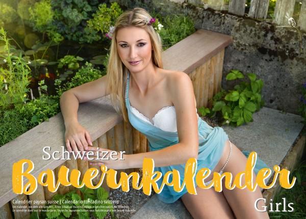 Schweizer Bauernkalender Girls 2019
